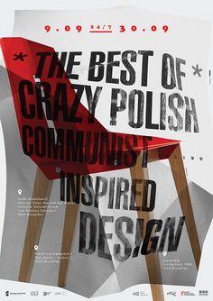 The Best of Crazy Polish Communist Inspired Design by Krzysztof Iwanski at Coroflot.com