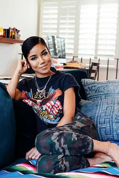 Top Shelf: Jhené Aiko