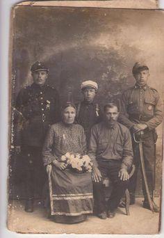Famille Chartowski, Hrodno, Biélorussie