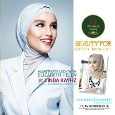 Buat kamu para hijabers, mau tampil cantik ke kondangan atau undangan makan malam yang spesial? Yuk simak tips tampil cantik dari beauty vlogger @lindakayhz