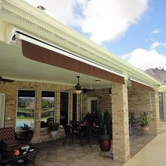 Legends Retractable Awnings