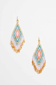 Very fashionable summer earrings <3 love them! #earrings #summer 2014 #yzbel
