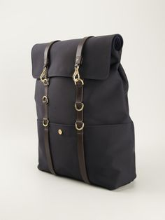 Mismo Square Backpack in Blue for Men   Lyst Blue Square, Backpacks, Backpack  Bags 98fe7670fe