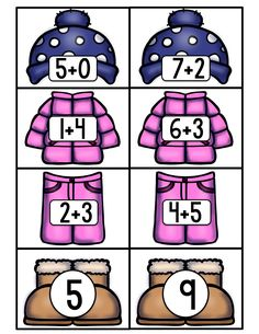 January math themed games for 1st graders/