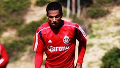 The new Goat: Cesar Romero  The Red-and-White acquire Mexican-American forward Romero
