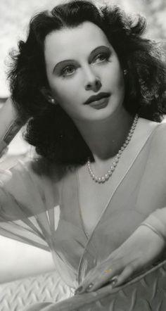 . Hedy Lamar