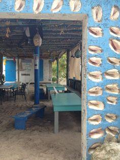Ivan's Stree Free Bar on Jost Van Dyke