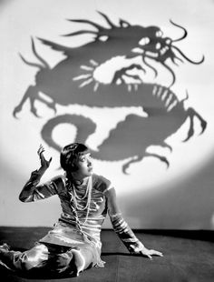Anna May Wong in Daughter of the Dragon, 1931. Photo by Otto Dyar