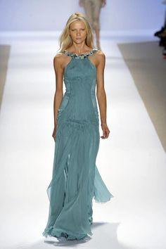 Carlos Miele at New York Fashion Week Spring 2009 - Runway Photos Look Fashion, Runway Fashion, High Fashion, Womens Fashion, Spring Fashion, Fashion Wear, Fashion Trends, Latest Fashion, Luxury Fashion