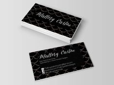 Social Media Business Cards Social mediaBusiness by Opheliafpg