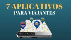 Tecnologia em pauta: 7 aplicativos indispensáveis para os viajantes - testados e aprovados pelo 1001 Dicas de Viagem. Vem conferir!