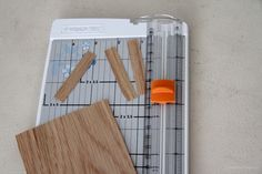 Before I left on my summer holidays I was able to complete a large portion of the floor. I had looked around at different hardwood design...