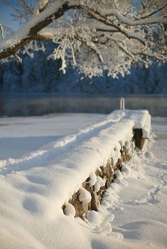 Vinter i Sverige - Dalarna, Sverige