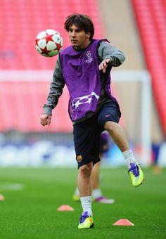 Lionel Messi Photos  Barcelona Training   Press Conference - UEFA Champions  League Final Messi Photos 384752c4695d0