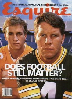 Favre And Peyton Rings