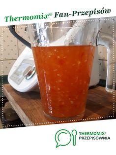 Sos słodko - kwaśny (chilli) jest to przepis stworzony przez użytkownika kundox. Ten przepis na Thermomix® znajdziesz w kategorii Sosy/Dipy/Pasty na www.przepisownia.pl, społeczności Thermomix®. Liquid Measuring Cup, Chili, Food And Drink, Kitchen, Gastronomia, Thermomix, Cooking, Chile, Kitchens
