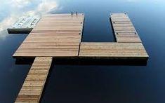 Resultado de imagen para floating dock plans