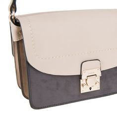 Parfois ALOE LIKE CROSS BAG Ref. 144811 color: Grey Multicolor