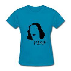 Edith Piaf - Women's T-Shirt
