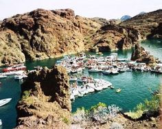 Lake havasu on cali/az border. Wanna go here for spring break. It's 8 hrs from me. This is the lake that's in the movie pirahna.