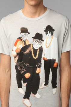 Rapping Cats Tee  #UrbanOutfitters