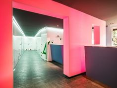 KRION® Projects - Dental and Gynecological Clinic Rambla Vilar