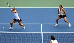 US Open: Errani e Vinci ancora numero uno nel doppio tennis