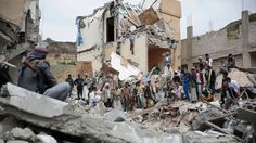 """Saudi Arabia has threatened other countries over a proposed resolution at the U.N.'s main human rights body, saying if they send international, independent investigators to war-torn Yemen that could """"negatively affect"""" trade and diplomatic ties with the wealthy kingdom, a... - #AP, #Fallout, #Newsbreak, #Pa, #Probe, #Saudis, #Threaten, #TopStories, #Yemen"""