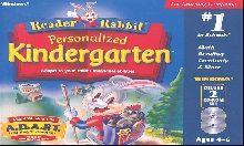 Reader Rabbit Personalized Kindergarten CD-ROMS