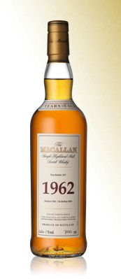 Skyfall drinks: 50 year old Macallan whisky