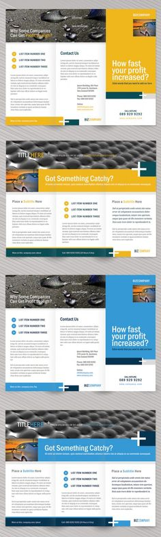 26_Trifold Brochure Template
