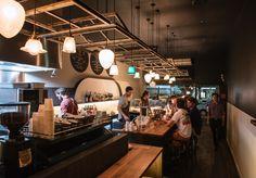 A Lygon Street espresso and cicchetti bar.