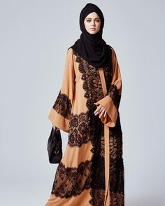 Moslem Fashion, Arab Fashion, Islamic Fashion, Cheap Evening Dresses, Modest Dresses, Modest Clothing, Modest Outfits, Hijab Abaya, Middle Eastern Fashion
