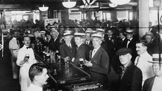 Prohibition Pub Crawl - '20s Style NYC Speakeasies - http://fullofevents.com/newyork/event/prohibition-pub-crawl-20s-style-nyc-speakeasies/