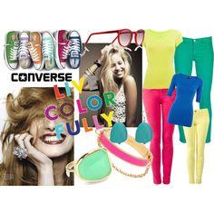 Converse creation!