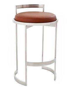 Obi Swivel Bar Stool : Dennis Miller Associates Fine Contemporary Furniture, Lighting and Carpets in NYC