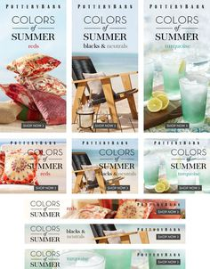 Image result for pottery barn web ads