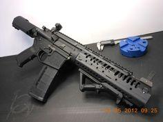 AR pistol. My next project!