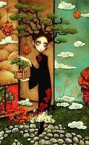 23 Ideas Bonsai Tree Drawing Deviantart For 2019 Art And Illustration, Art Magique, Art Fantaisiste, Art Mignon, Deco Originale, Wow Art, Whimsical Art, Oeuvre D'art, Cute Art