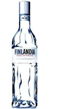 FINLANDIA VODKA  40% 100 cl www.wijn-sterkedranken.be