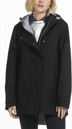 Mit der 3- Lagen Jacke von Zugspitze sind Sie immer stylisch gekleidet, perfekt als Übergangsmantel oder Allwetterjacke geeignet Die Damenjacke, aus dem Material: 100% Polyester, ist wasser- und windabweisend, so wird Ihnen auch bei Wind, Regen und schlechtem Wetter weder kalt noch nass. Mit der 3- Lagen Jacke von Zugspitze sind Sie immer stylisch gekleidet, perfekt als Übergangsmantel oder Allwetterjacke geeignet Die Damenjacke, aus dem Material: 100% Polyester, ist wasser- und… Mantel, Rain Jacket, Windbreaker, Raincoat, Material, Jackets, Fashion, Zugspitze, Cold