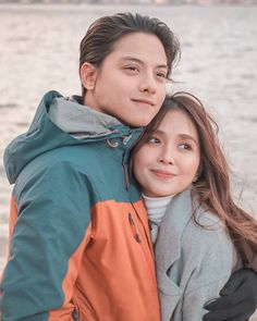 💙 The Day 4 shoot for the tour has come to a close. Couple Photoshoot Poses, Couple Photography Poses, Kathryn Bernardo Photoshoot, Filipina Girls, Kissing Scenes, Ford, Daniel Padilla, Couple Aesthetic, Ulzzang Couple