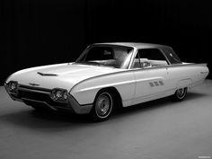 Ford Thunderbird 1961–63