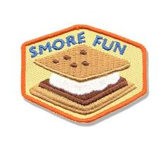 S'more Fun - to put on my jeans and wear it by next summer when i'm having smores by the beach.