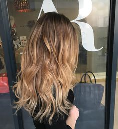 Beautiful Hair --- color by AltinHairArtist #balayage @astrit.nebihu #ARsalon #ARteam #prishtinahair #wellacolor