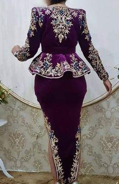 Hijab Fashion, Fashion Dresses, Oriental Wedding, Hijab Style Dress, African Fashion Skirts, Moroccan Caftan, Loom Patterns, Traditional Dresses, Kaftan