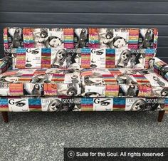 Rockstar Couch Couch, Settee, Sofa, Sofas, Couches, Daybed