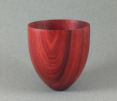 Redheart Vessel-by Paul Miller