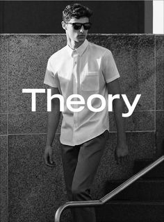 Theory unveiled its Spring/Summer 2016 men's campaign shot by Daniel Riera. This season, the campaign features Hannes Gobeyn (VNY) against the dynamic urban backdrop of New York City and highlights essential wardrobe foundations for the man... »