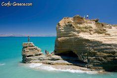 Delfino Blu Wellness Boutique Hotel in Corfu, Greece Cheap Beach Vacations, Canon Beach, Corfu Island, Sailing Holidays, Destinations, Exotic Beaches, Secluded Beach, Beach Town, Greek Islands